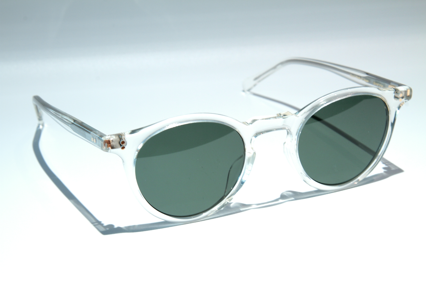 Orale CLEAR(GREEN LENS)